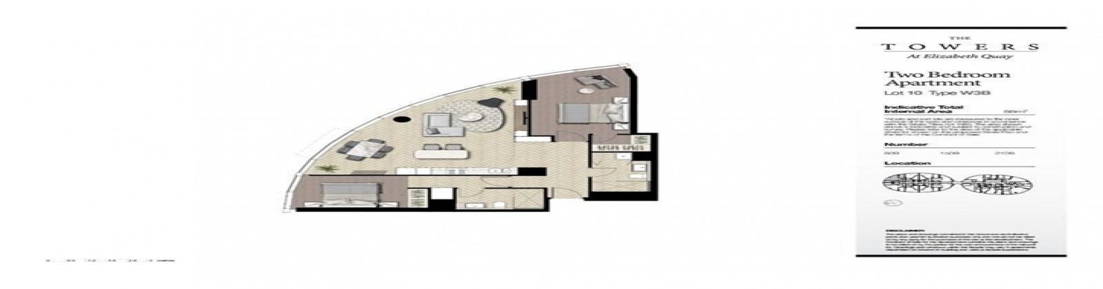2911 Courtmead Dell, Perth Perth, Arizona, 2 Bedrooms Bedrooms, 9 Rooms Rooms,2 BathroomsBathrooms,Apartment,For Sale,1005